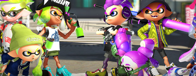 NURO光とスプラトゥーン