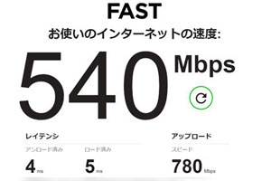 FastのPING